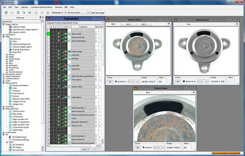 Screenshot_Roboter_Aufnahme